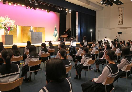入学式・オリエンテーション