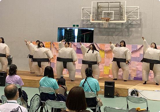 蘭祭(文化祭・ダンス部)