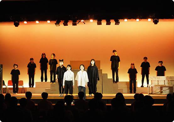 蘭祭(文化祭・演劇部)